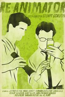 Re-Animator - Poster / Capa / Cartaz - Oficial 3