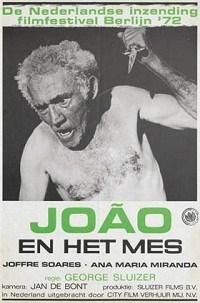 João e a Faca - Poster / Capa / Cartaz - Oficial 1
