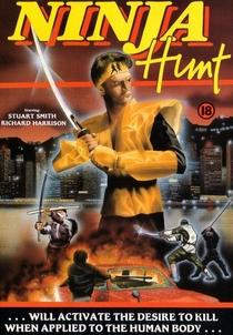 Ninja Hunt - Poster / Capa / Cartaz - Oficial 1
