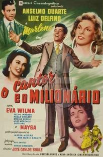 O Cantor e o Milionário - Poster / Capa / Cartaz - Oficial 1