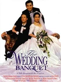 O Banquete de Casamento  - Poster / Capa / Cartaz - Oficial 2