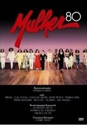Mulher 80 - Poster / Capa / Cartaz - Oficial 1