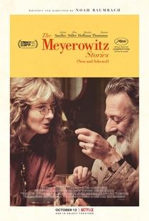 Os Meyerowitz: Família Não se Escolhe (Histórias Novas e Selecionadas) - Poster / Capa / Cartaz - Oficial 3