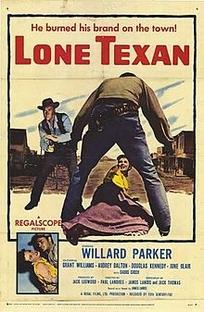 Lone Texan - Poster / Capa / Cartaz - Oficial 1