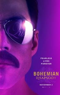 Bohemian Rhapsody - Poster / Capa / Cartaz - Oficial 3
