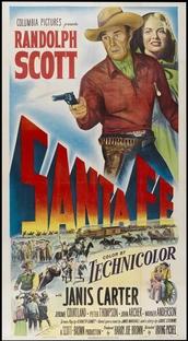 Santa Fé - Poster / Capa / Cartaz - Oficial 3