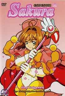 Sakura Card Captors (2ª Temporada) - Poster / Capa / Cartaz - Oficial 6