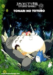 Meu Amigo Totoro - Poster / Capa / Cartaz - Oficial 1