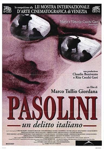 Pasolini, um delito italiano - Poster / Capa / Cartaz - Oficial 1