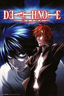 Death Note (1ª Temporada) - Poster / Capa / Cartaz - Oficial 4