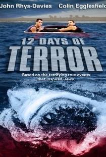 12 Dias de Terror - Poster / Capa / Cartaz - Oficial 2