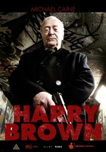 Harry Brown - Poster / Capa / Cartaz - Oficial 5
