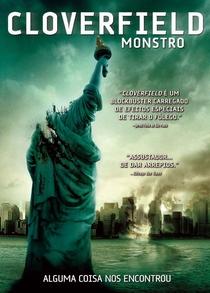 Cloverfield - Monstro - Poster / Capa / Cartaz - Oficial 2