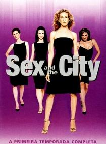Sex and the City (1ª Temporada) - Poster / Capa / Cartaz - Oficial 1