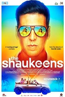 The Shaukeens - Poster / Capa / Cartaz - Oficial 5