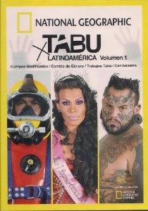 Tabu: América Latina - 1ª Temporada - Poster / Capa / Cartaz - Oficial 1