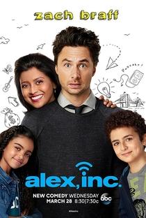 Alex, Inc. (1ª Temporada) - Poster / Capa / Cartaz - Oficial 1