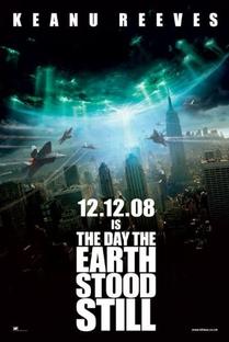 O Dia em que a Terra Parou - Poster / Capa / Cartaz - Oficial 5
