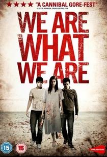 Somos o que Somos - Poster / Capa / Cartaz - Oficial 4