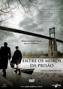 Entre os Muros da Prisão - Poster / Capa / Cartaz - Oficial 1