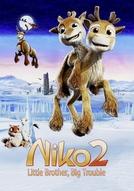 Um Voo Encantado em Noite de Natal 2 (Niko 2: Lentäjäveljekset)