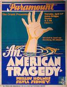 Uma Tragédia Americana (An American Tragedy)