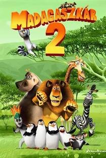 Madagascar 2: A Grande Escapada - Poster / Capa / Cartaz - Oficial 4