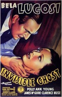 O Fantasma Invisível - Poster / Capa / Cartaz - Oficial 1
