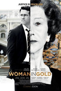 A Dama Dourada - Poster / Capa / Cartaz - Oficial 6