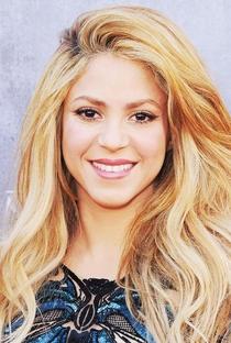 Shakira (I) - Poster / Capa / Cartaz - Oficial 2