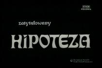 Hipoteza - Poster / Capa / Cartaz - Oficial 1