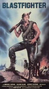 Blastfighter - Poster / Capa / Cartaz - Oficial 2