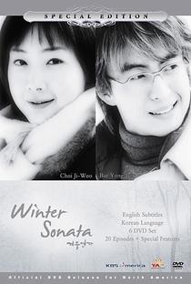 Winter Sonata - Poster / Capa / Cartaz - Oficial 10