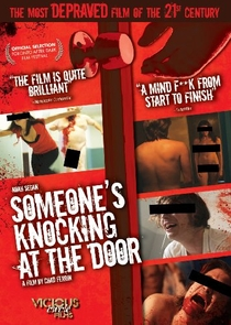Someone's Knocking at the Door - Poster / Capa / Cartaz - Oficial 2
