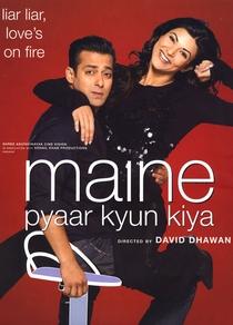 Maine Pyaar Kyun Kiya? - Poster / Capa / Cartaz - Oficial 4