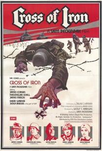 A Cruz de Ferro - Poster / Capa / Cartaz - Oficial 3