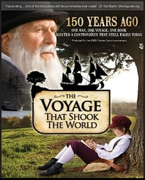 Darwin: A Viagem Que Abalou O Mundo - Poster / Capa / Cartaz - Oficial 1