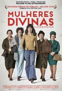 Mulheres Divinas - Poster / Capa / Cartaz - Oficial 2