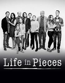 Life in Pieces (2ª Temporada) - Poster / Capa / Cartaz - Oficial 2