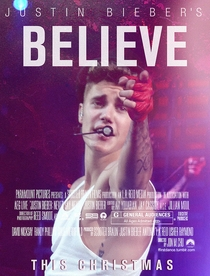 Justin Bieber's Believe - Poster / Capa / Cartaz - Oficial 5