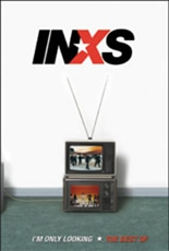 The Best Of INXS - Im Only Looking - Poster / Capa / Cartaz - Oficial 1