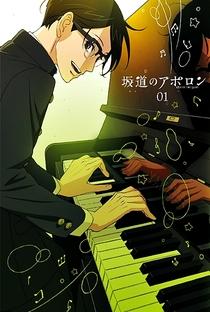 Sakamichi no Apollon - Poster / Capa / Cartaz - Oficial 5