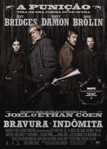 Bravura Indômita - Poster / Capa / Cartaz - Oficial 1
