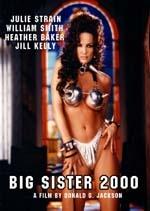 Big Sister 2000 - Poster / Capa / Cartaz - Oficial 1