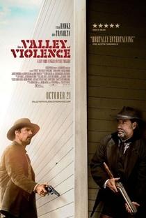 No Vale da Violência - Poster / Capa / Cartaz - Oficial 1