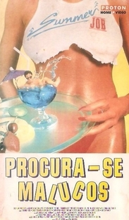 Procura-se Malucos - Poster / Capa / Cartaz - Oficial 1
