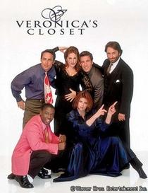 Veronica's Closet (1ª Temporada) - Poster / Capa / Cartaz - Oficial 1