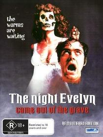 A Noite em Que Evelyn Saiu do Túmulo - Poster / Capa / Cartaz - Oficial 5