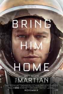 Perdido em Marte - Poster / Capa / Cartaz - Oficial 2