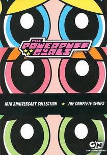 As Meninas Super-Poderosas (6ª Temporada) - Poster / Capa / Cartaz - Oficial 1